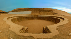 Ruins of Caral